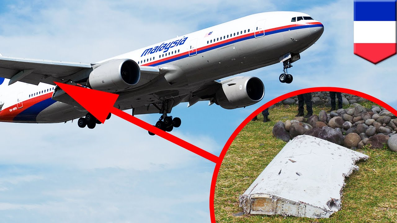 Mh370 search flaperon debris on reunion island may explain how the mh370 search flaperon debris on reunion island may explain how the plane broke apart tomonews youtube publicscrutiny Gallery