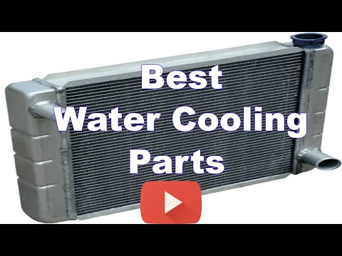 5 best water cooling parts of an ic engine