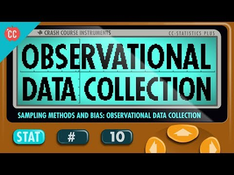 Sampling Methods and Bias with Surveys: Crash Course Statistics #10