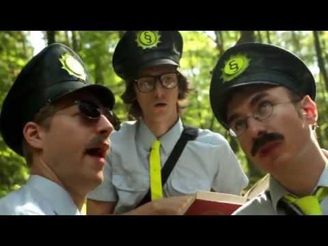 Waldverbot für Eule - Die Ordnungsbeamten