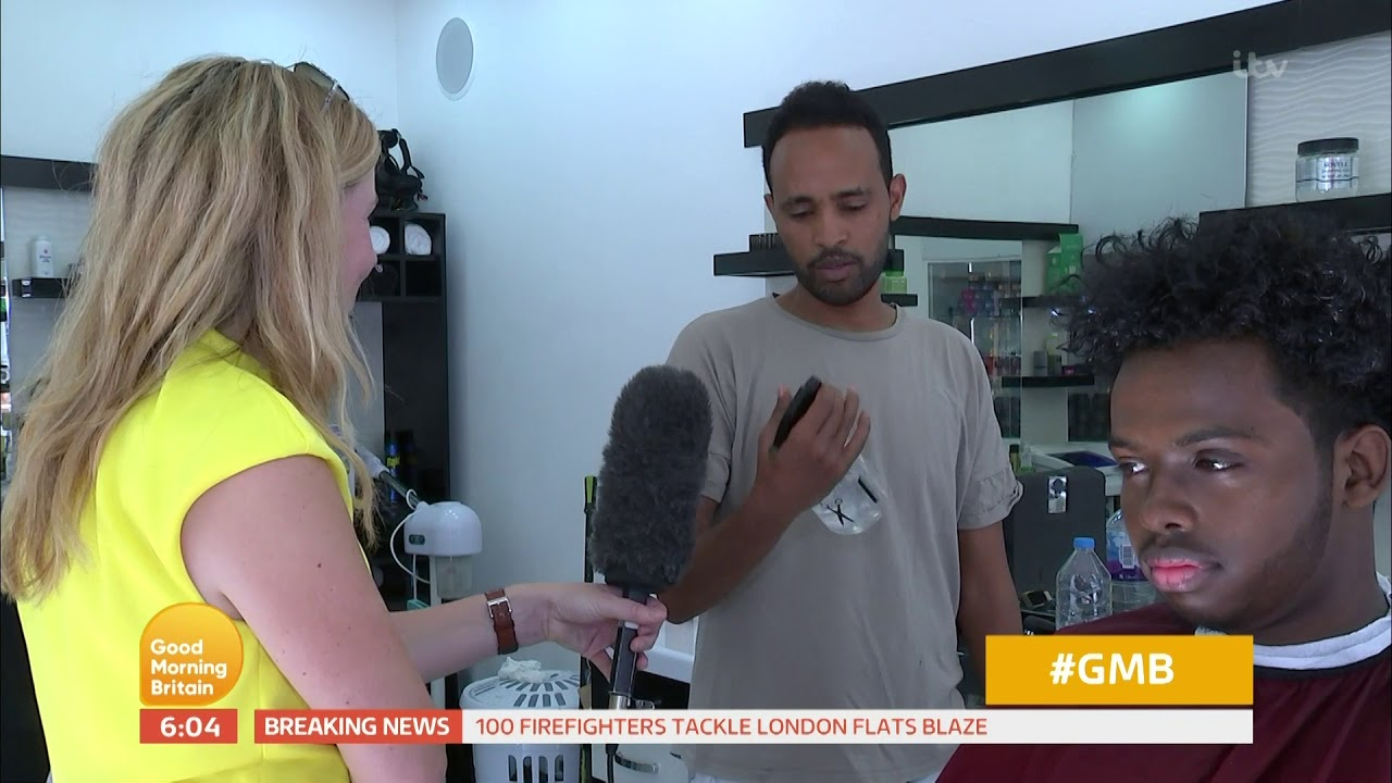 Pip Thompson Investigates the Hottest Workplace | Good Morning Britain