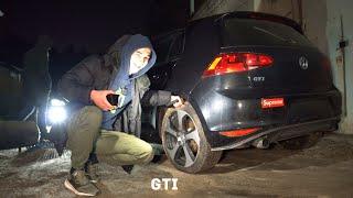 КУПИЛ GOLF GTI с АМЕРИКИ без кузовного РЕМОНТА. Мой опыт пригона авто из США.