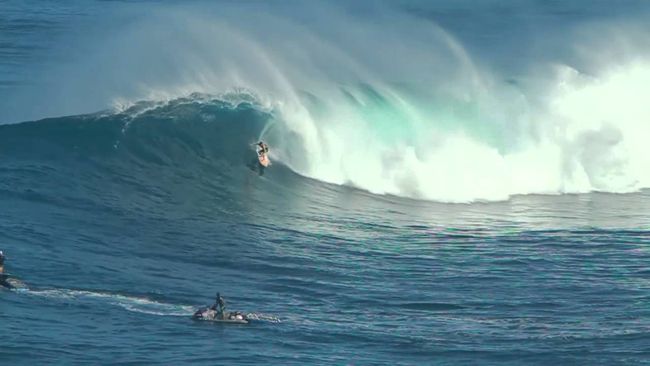 Surfing Jaws December 10th 2014