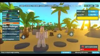 roblox island royal game