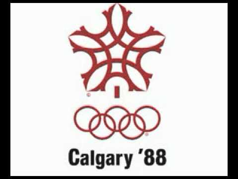Winter Games - Calgary 1988 - Can't you feel it?
