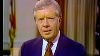 Jimmy Carter Farewell Address (January 14 1981)