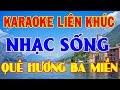 Liên khúc Karaoke Rumba | Liên khúc Karaoke Nhạc Sống Trữ Tình Hay Nhất | Công Trình Karaoke