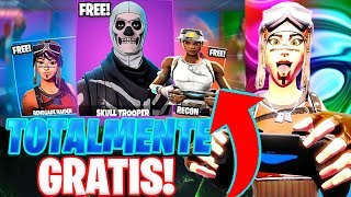 *QUICK!* HOW TO GET THE MOST HACKED FORTNITE SKINS FOR FREE! 😱✅ Fortnite Exclusive Skins!
