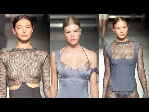 GASANOVA SS2020 Ukrainian Fashion Week in 4K