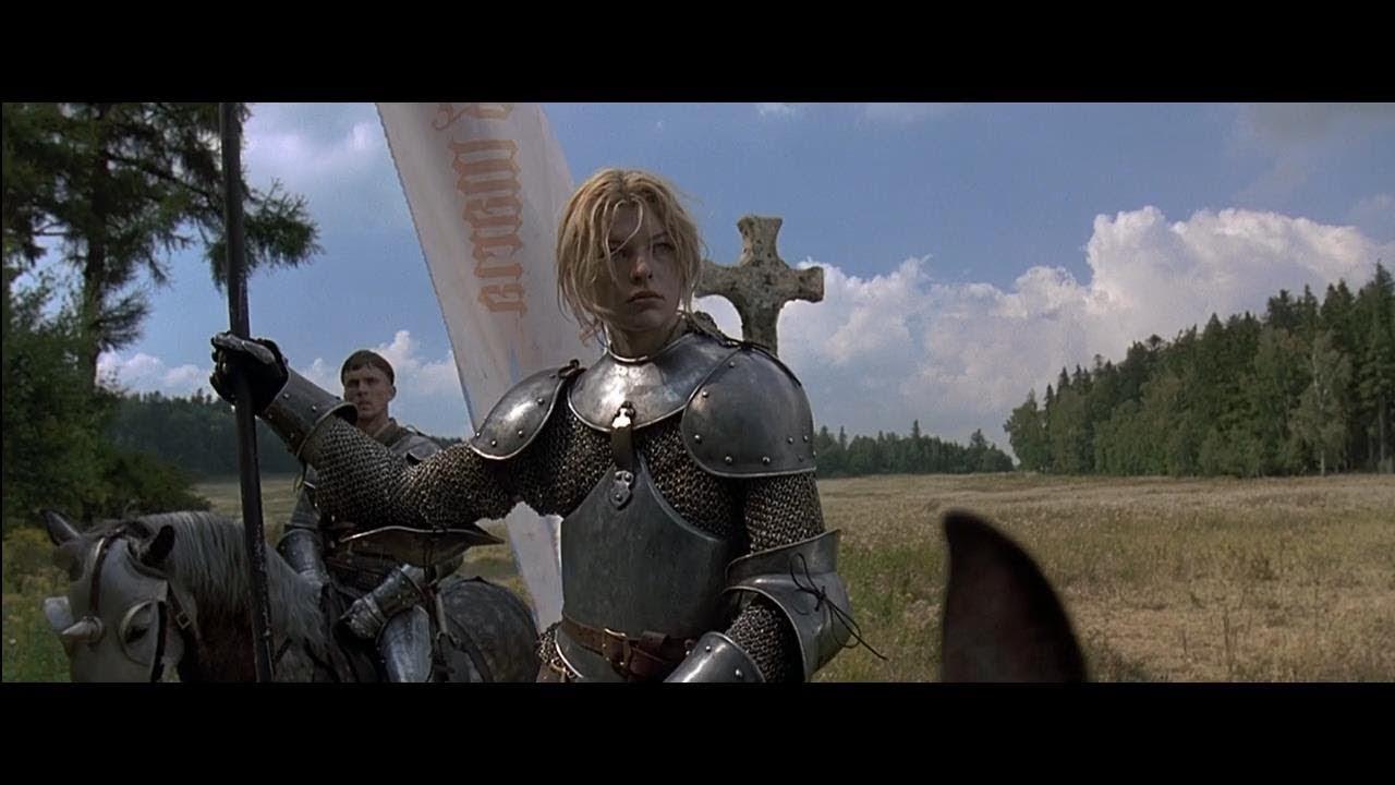 Joana d'Arc (Filme/Drama) -1999- (Completo/Dublado) - YouTube