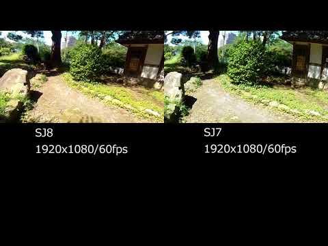 SJCAM SJ8 Pro Vs SJ7 Star - Best Action Camera