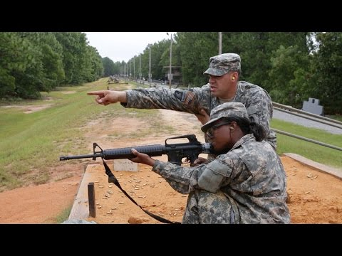 Drill Sergeants: Behind the Scenes
