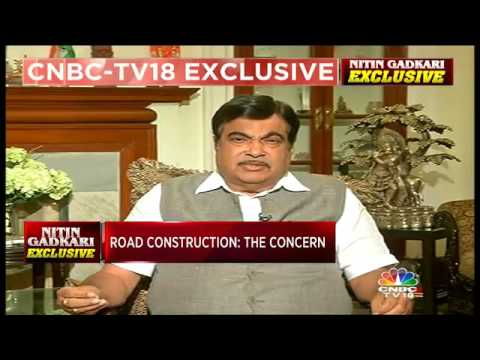 Exclusive: Road & Transport Minister Nitin Gadkari on FY18 targets