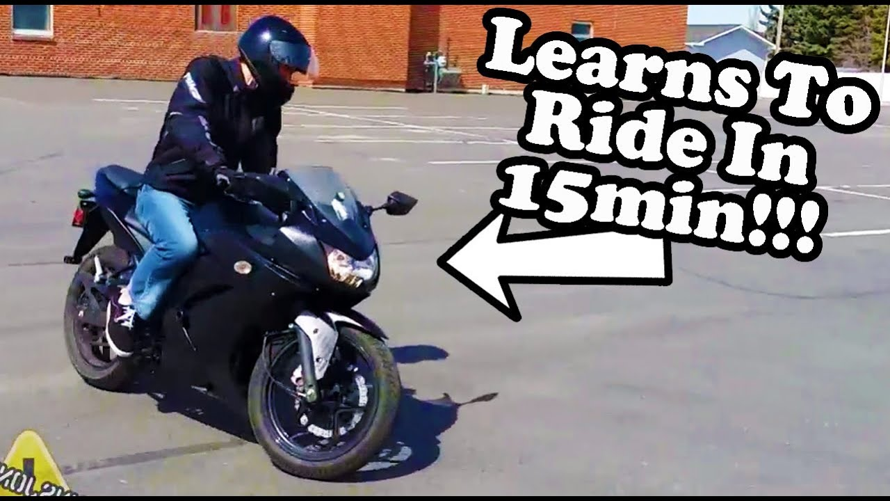 How to ride a motorcycle 69