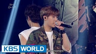 INFINITE - Back / Paradise / Be Mine / Bad [Yu Huiyeol
