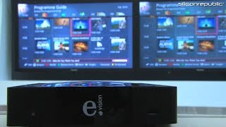 First look: eVision, TV from Eircom