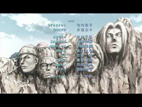 Naruto Shippuden Ending 40 [Final Version] ~ Swimy - Zetsu Zetsu