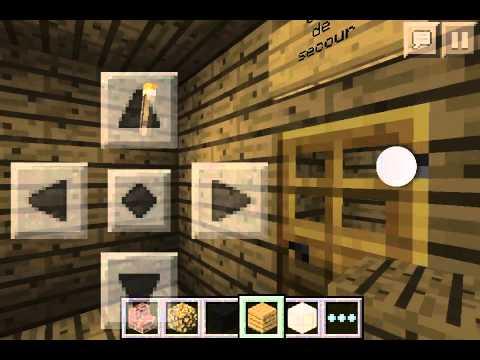 ma maison de reve sur minecraft pe youtube. Black Bedroom Furniture Sets. Home Design Ideas