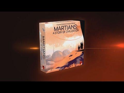 Martians: A Story of Civilization PL