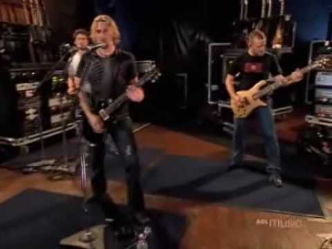 Nickelback - Animals (AOL sessions 2005).avi