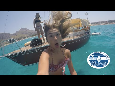 Sailing the North Shore of Sicily - from Messina to Marsala (The Sailing Family) Ep.4