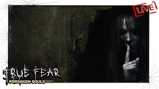 Livestream True Fear: Forsaken Souls | #01  Ein unheimlicher Brief bei Nacht [Deutsch] [Cam]