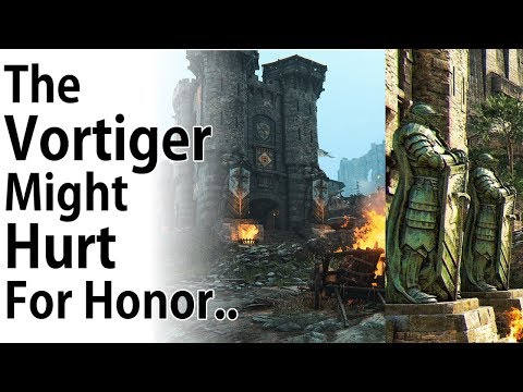 For Honor - The Vortiger Might Make Things Worse...