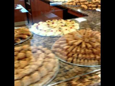 Lebanese Food So Sweet Lebanese & French Pastries