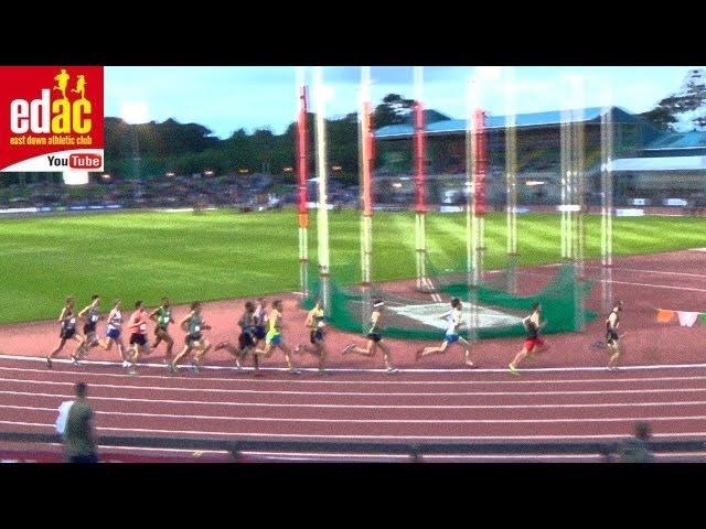 International Men's 800m | Morton Games 2016 |