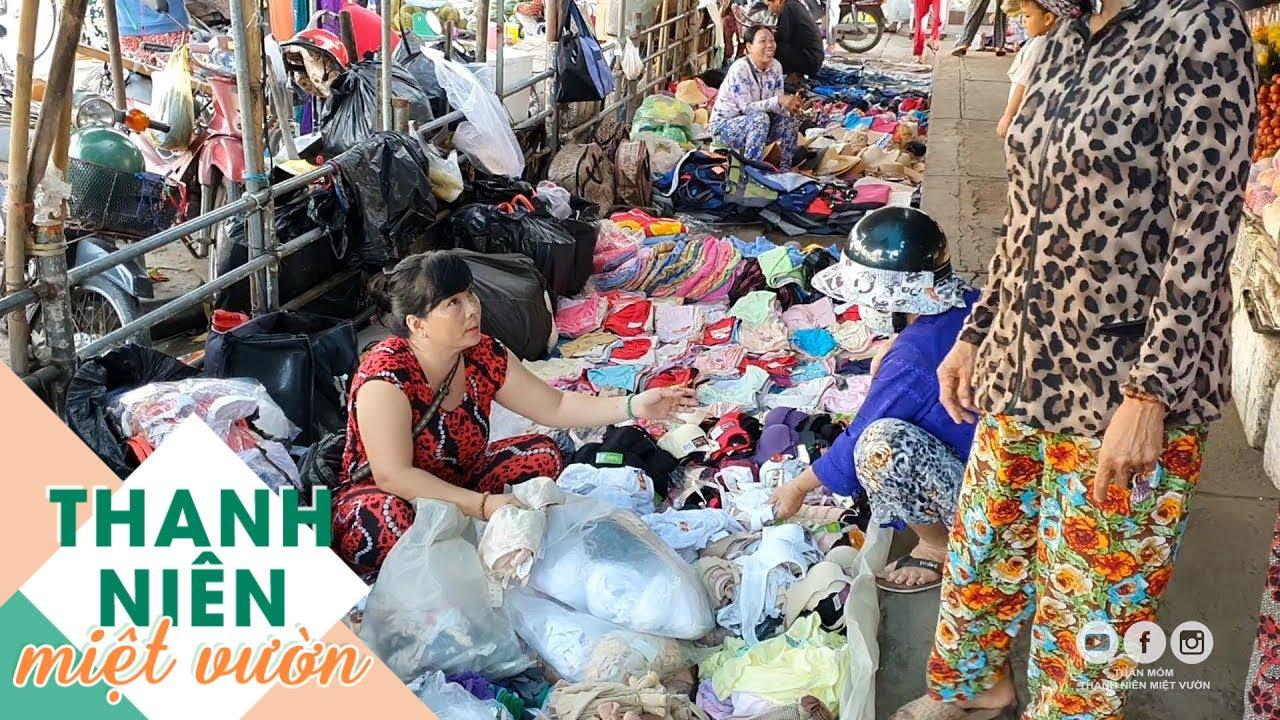 Đi bán chợ hội ở Miền Tây | Thanh Niên Miệt Vườn