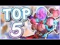 Overwatch - TOP 5 BEST OVERWATCH LEAGUE EXCLUSIVE SKINS