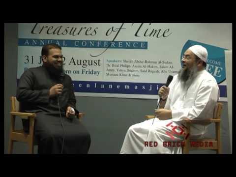 Interview wth sheikh Assim L.alhakeem Part 2.