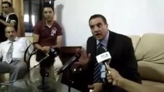 شاهد ما قاله بلعيد يوم صدور القرار التونسي بتطبيق ضريبة  دخول على المواطنين الجزائريين