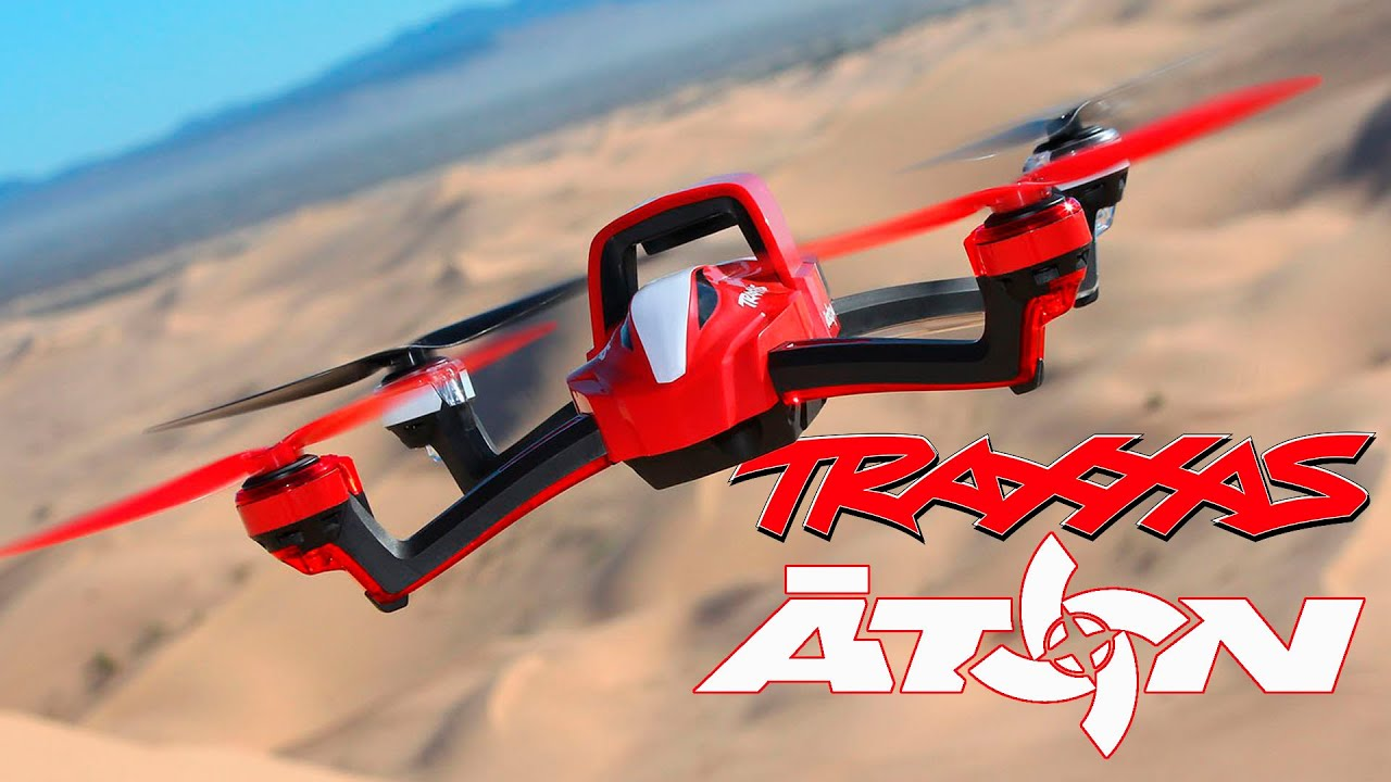 DutchRC Traxxas Aton video Quadcopter Unboxing