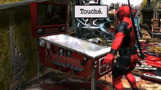First Look: Deadpool Table (Zen Pinball 2)