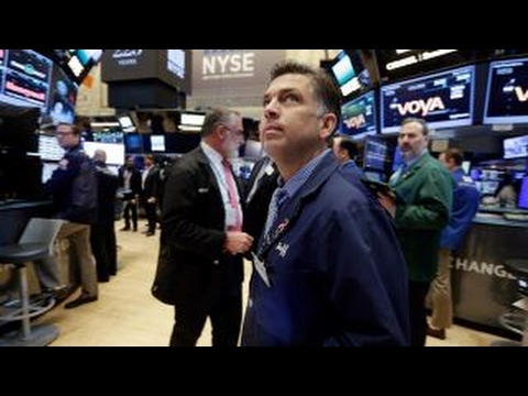 Markets drop sharply amid concern over GOP agenda