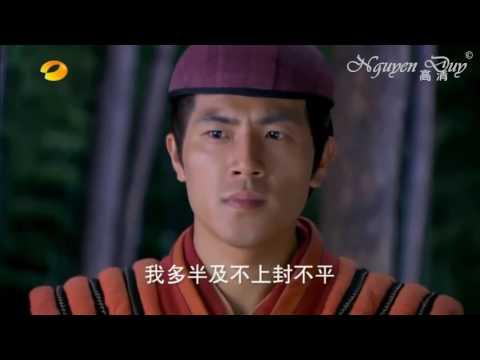 Lệnh Hồ Xung thi triển độc cô cửu kiếm cứu phái Hoa Sơn