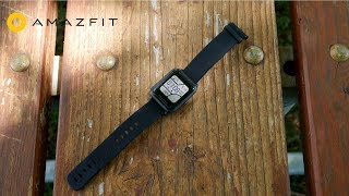 A Smartwatch with GREAT Battery Life - Amazfit Bip Review
