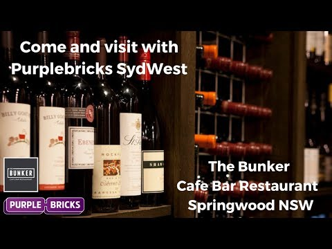 Come and visit with Purplebricks Sydwest - The Bunker Cafe Bar Restaurant
