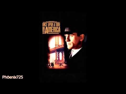 érase Una Vez En America Cockeye S Song Ennio Morricone Youtube