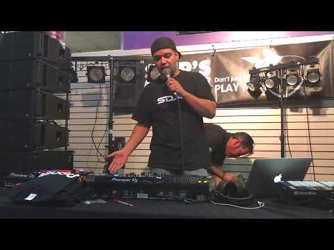 Pioneer DJ Express Yourself Tour Sacramento with DJ Billy Lane
