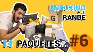 Unboxing a lo Grande #6 Aliexpress - Xiaomi Smart Dog, Blackview P2 14 paquetes