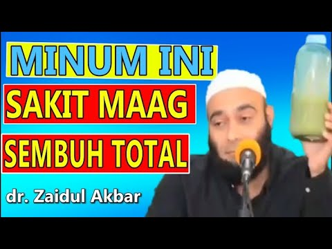 ️cara Mengobati Penyakit Maag Secara Alami Dr Zaidul Akbar ...