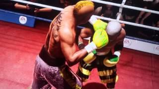 TKO elite :: devotime1 (Damian Frias) - Fight Night Champion