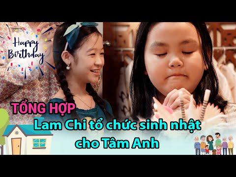 Gia đình là số 1 Phần 2   Tập 101, 102, 103, 104 Full: Lam Chi tổ chức sinh nhật cho Tâm Anh