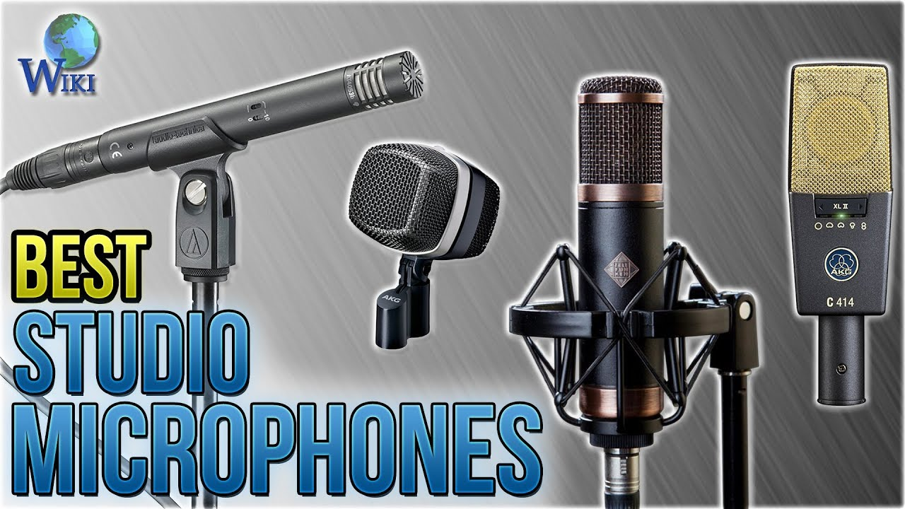 10 best studio microphones 2018 youtube. Black Bedroom Furniture Sets. Home Design Ideas