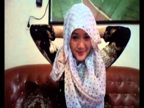 #3 Tutorial Pashmina Chiffon by Mecca