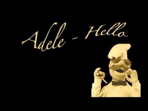 Adele - Hello (Swedish Chef cover)
