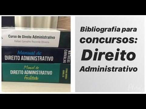 direito-administrativo---análise-de-livros-para-concursos