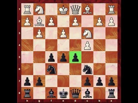 Dirty chess tricks 12 (Reverse Grand Prix Gambit)